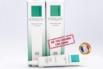 Ưu điểm và hạn chế của kem bôi Sodermix cho viêm da, chàm sữa, sẹo